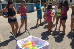 Podjela vodenih balona